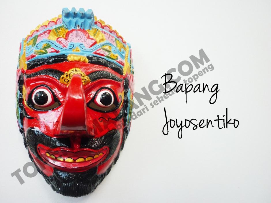Bapang Joyosentiko 1 - topengmalang.com