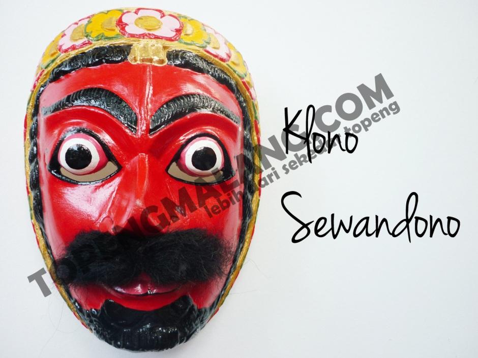 Klono Sewandono 1 - topengmalang.com