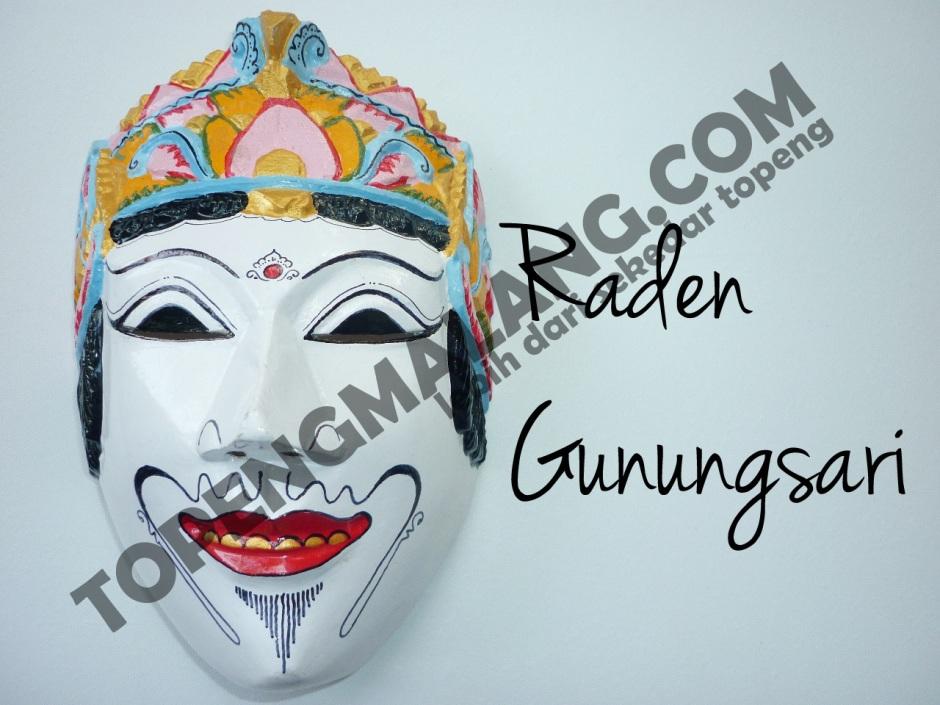 Raden Gunungsari 1 - topengmalang.com